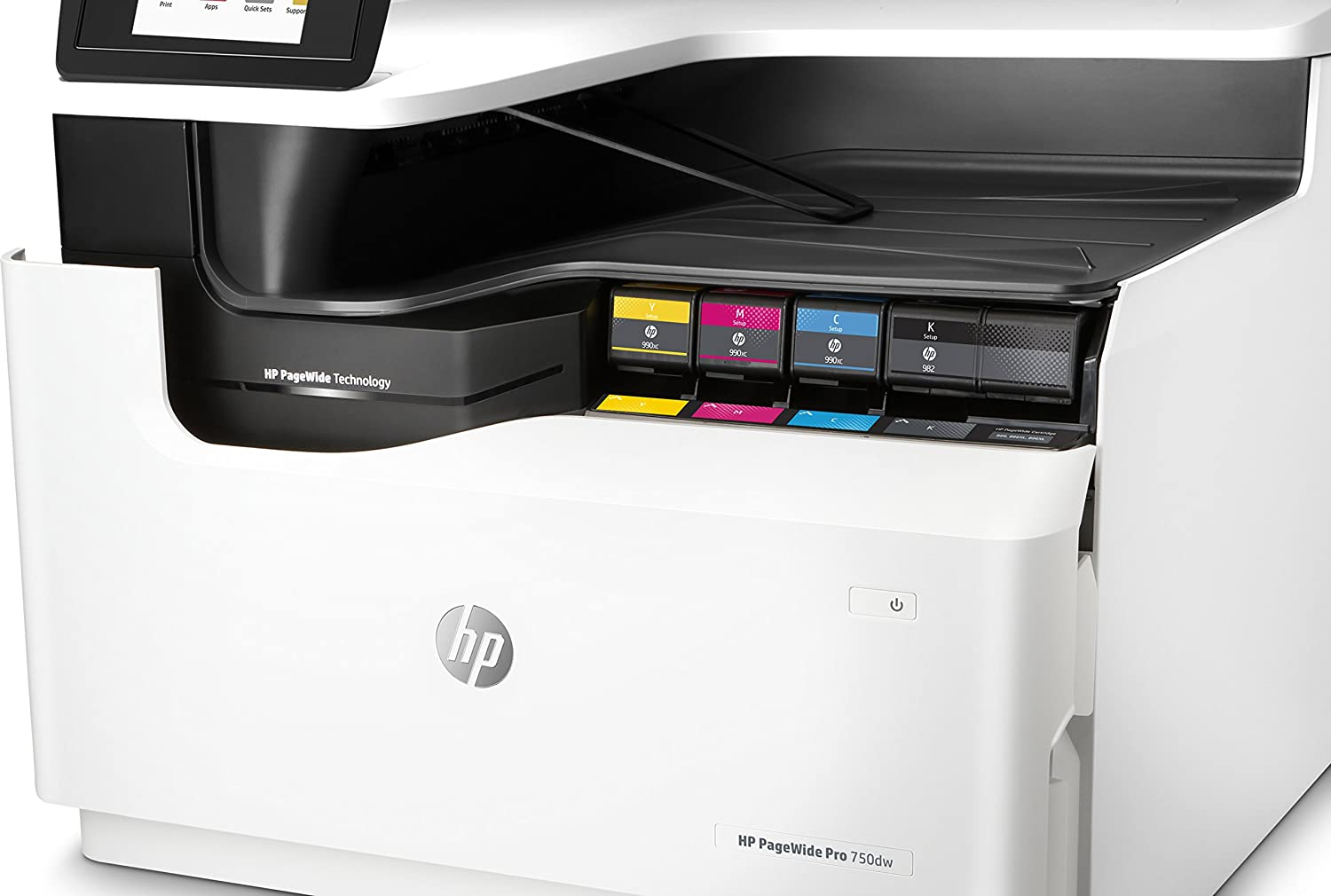 HP PageWide Pro 750dw Color 2400 x 1200 dpi A3 WiFi ...