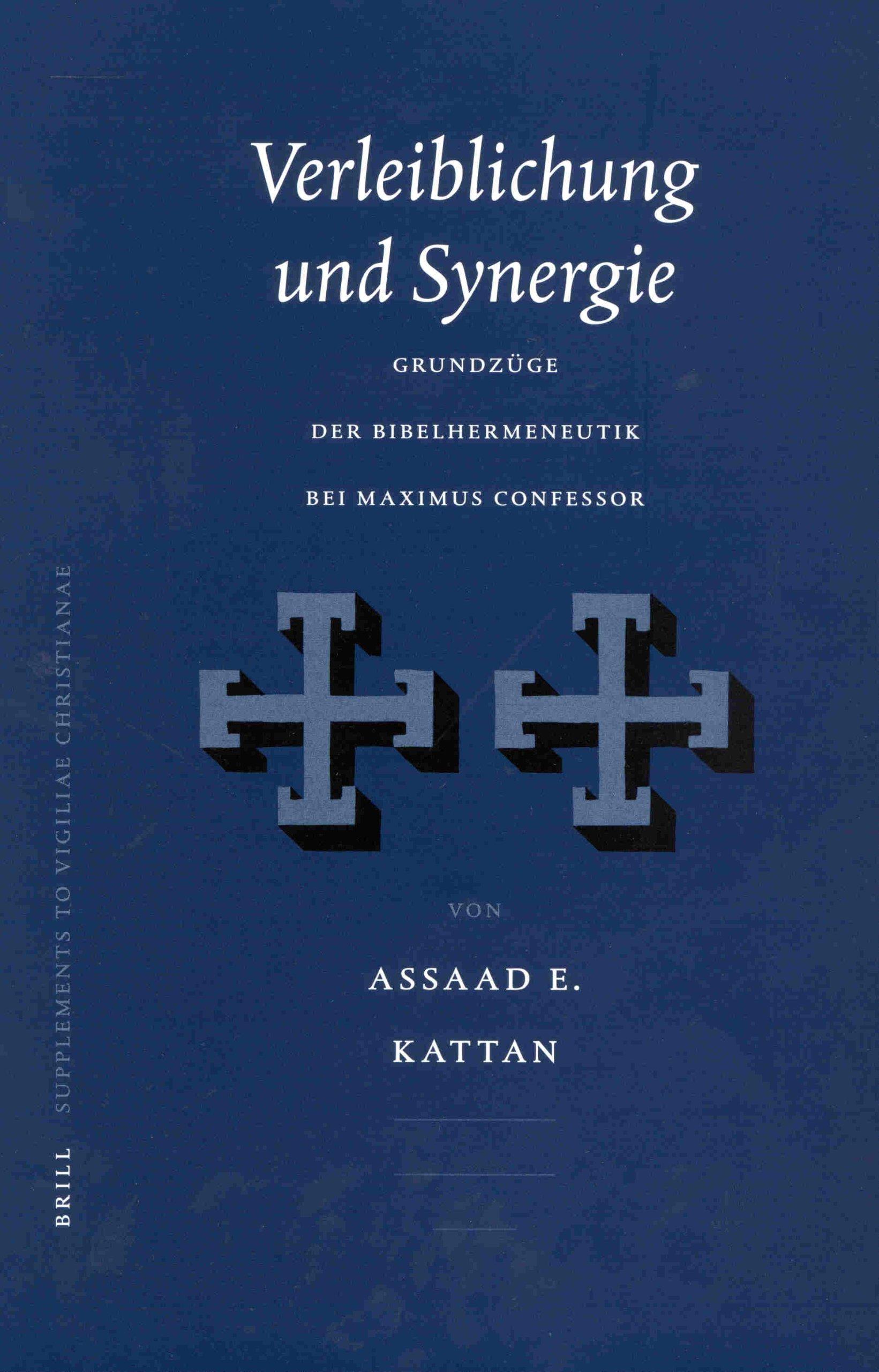 Verleiblichung Und Synergie: Grundzüge Der Bibelhermeneutik Bei Maximus Confessor (Supplements to Vigiliae Christianae) (German Edition) pdf epub