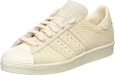 adidas Superstar 80s, Baskets Hautes Femme: