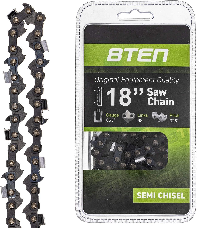 Carlton 25/' Chainsaw Chain 095-325 NOS