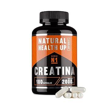 141856f39 Creatina monohidratada para aumentar la masa muscular y el rendimiento  deportivo - Suplemento deportivo de creatina