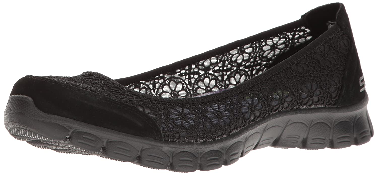 Skechers - EZ Flex 19994 2 B00MY4MVGQ Flighty - Ballerines Flex - Femme Noir (Bbk 23413) 6c51e98 - automatisms.space