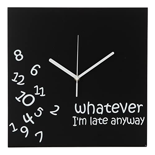unique wall clocks amazon com