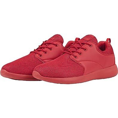Urban Classics Sneaker Männer,Frauen Low in schwarz