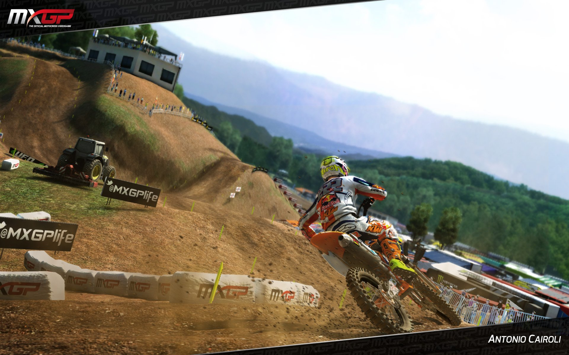 MXGP 14: The Official Motocross Videogame by Bandai (Image #4)