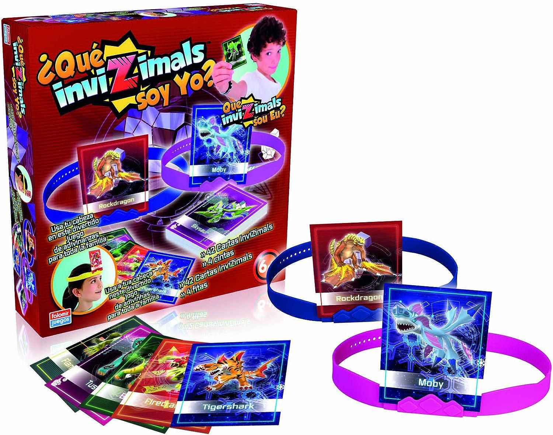 Falomir 646408 - Invizimals Juego Que Soy Yo: Amazon.es: Juguetes y juegos