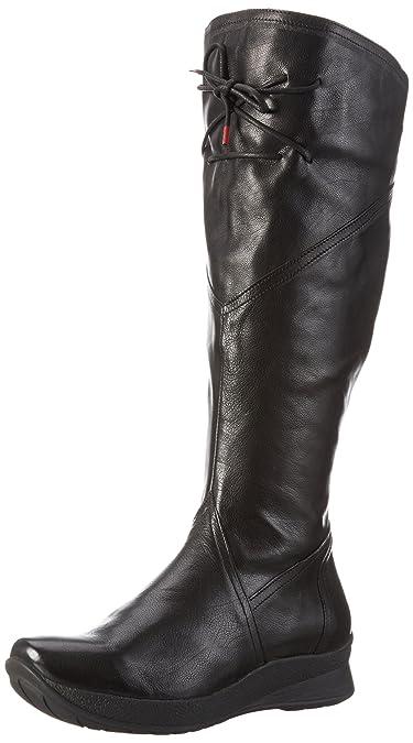 Chiwi, Bottes Hautes Femme - Noir (00), 39Think