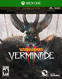 Warhammer: Vermintide 2 Deluxe Edition - Xbox One     - Amazon com