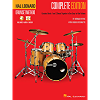 Hal Leonard Drumset Method - Complete Edition book cover