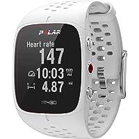 Polar M430 GPS Running Sports Watch Activity Tracker + Wrist Based Heart Rate - White