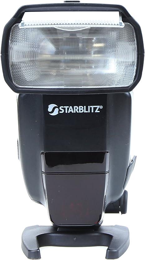 Starblitz SWAN60C 60 Flash Cobra con guías para cámara de Fotos ...