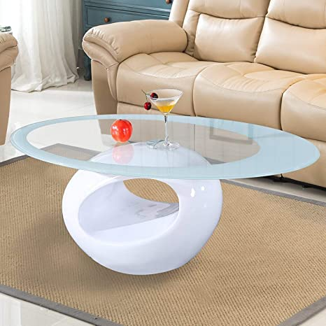 Glass Coffee Table Modern Design 5