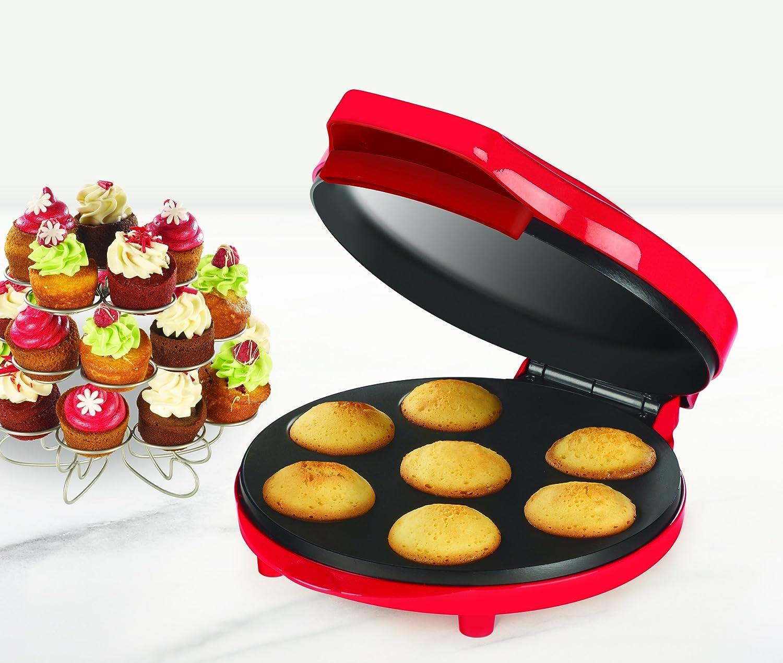 Amazon.com: Bella Cucina 13465 Cupcake Maker: Muffin Pans: Kitchen & Dining