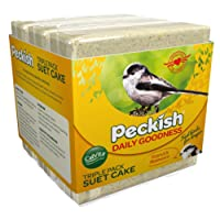 Peckish Complete Suet Cake Block For Wild Birds