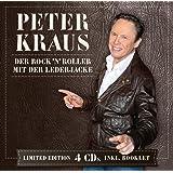 Peter Kraus - Der Rock´n Roller mit der Lederjacke - 100 Hits & Raritäten (4 CDs) LIMITED EDITON