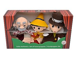Moravská ústredna 22789Un Set in Box-Boy con Pupazzi a L, Multicolore