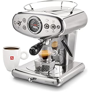 Amazon.com: illy 206591 X7.1 iperEspresso Espresso Machine ...