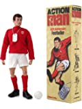 "Action Man AM713 ""50th Anniversary Footballer"" Figure"