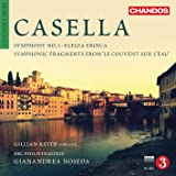 Casella: Orchestral Works, Vol. 4