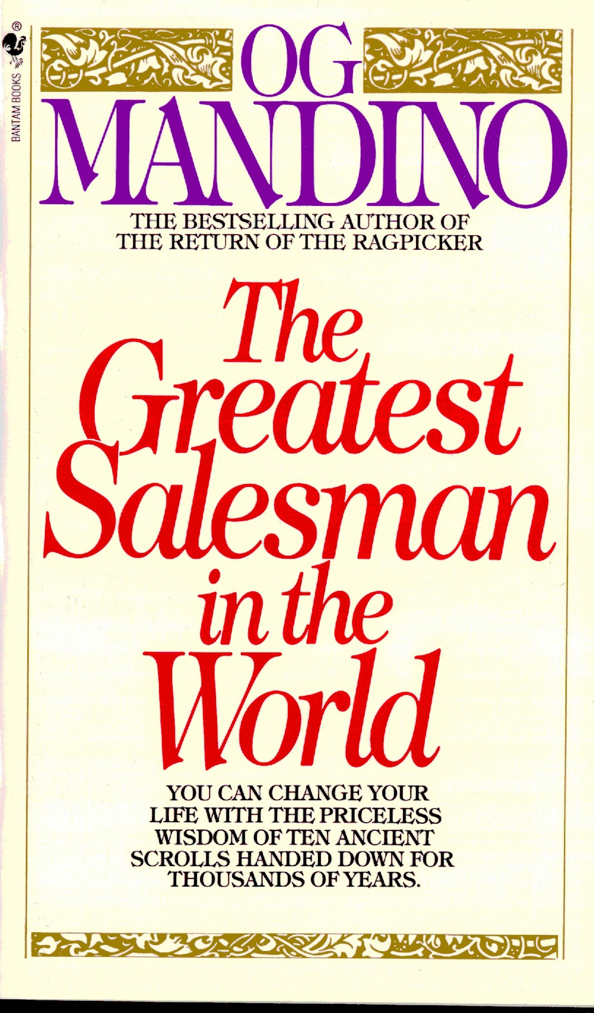 The Greatest Salesman in the World: Mandino, Og: 8601234583790: Amazon.com:  Books