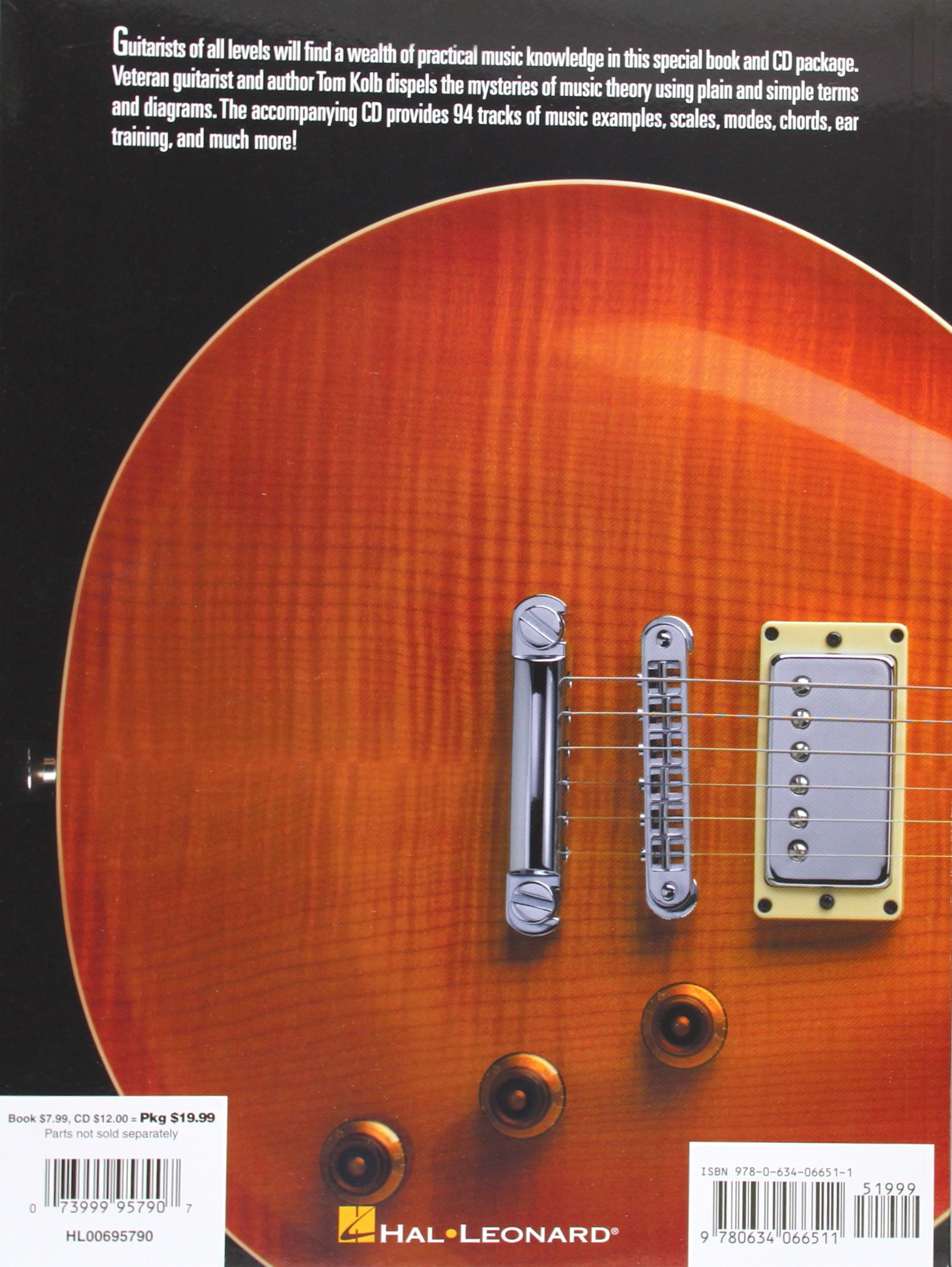 Everything You Wanted To Know About Guitar But Were Afraid To Ask Volume One