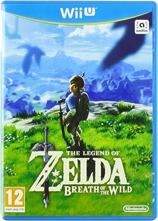 The Legend of Zelda : Breath of the Wild [Importación francesa]: Amazon.es: Videojuegos