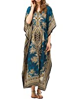 Loire Couture Women's Printed Casual Dress