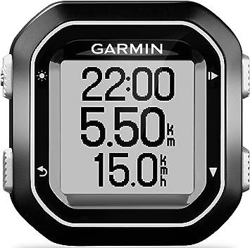 Garmin Edge 25 GPS-Fahrradcomputer - Track-Navigation, GPS ...