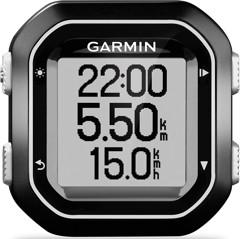 Garmin Edge 25 GPS-Fahrradcomputer - Track-Navigation, GPS & GLONASS ...