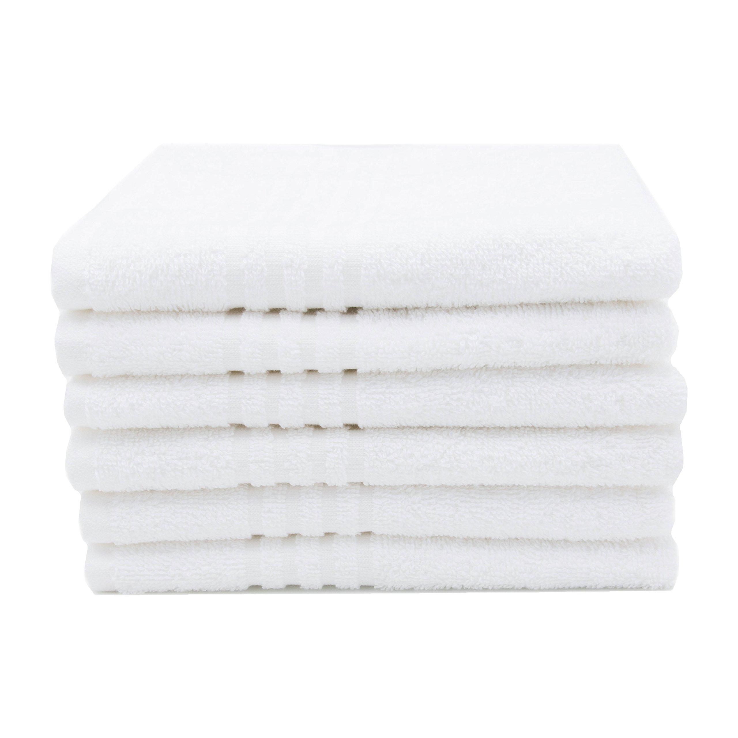 Toallas blancas - Textiles para hosteleria ...