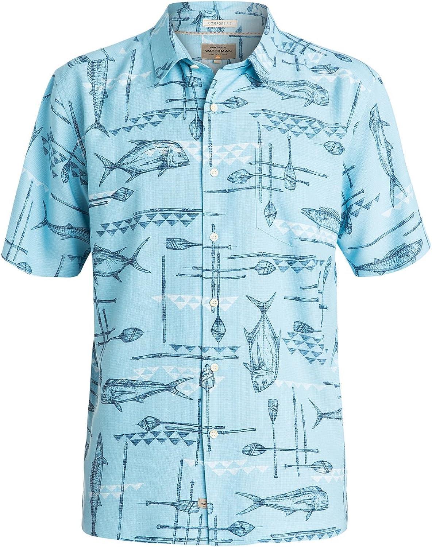 Quiksilver Men's Kine Button Down Shirt