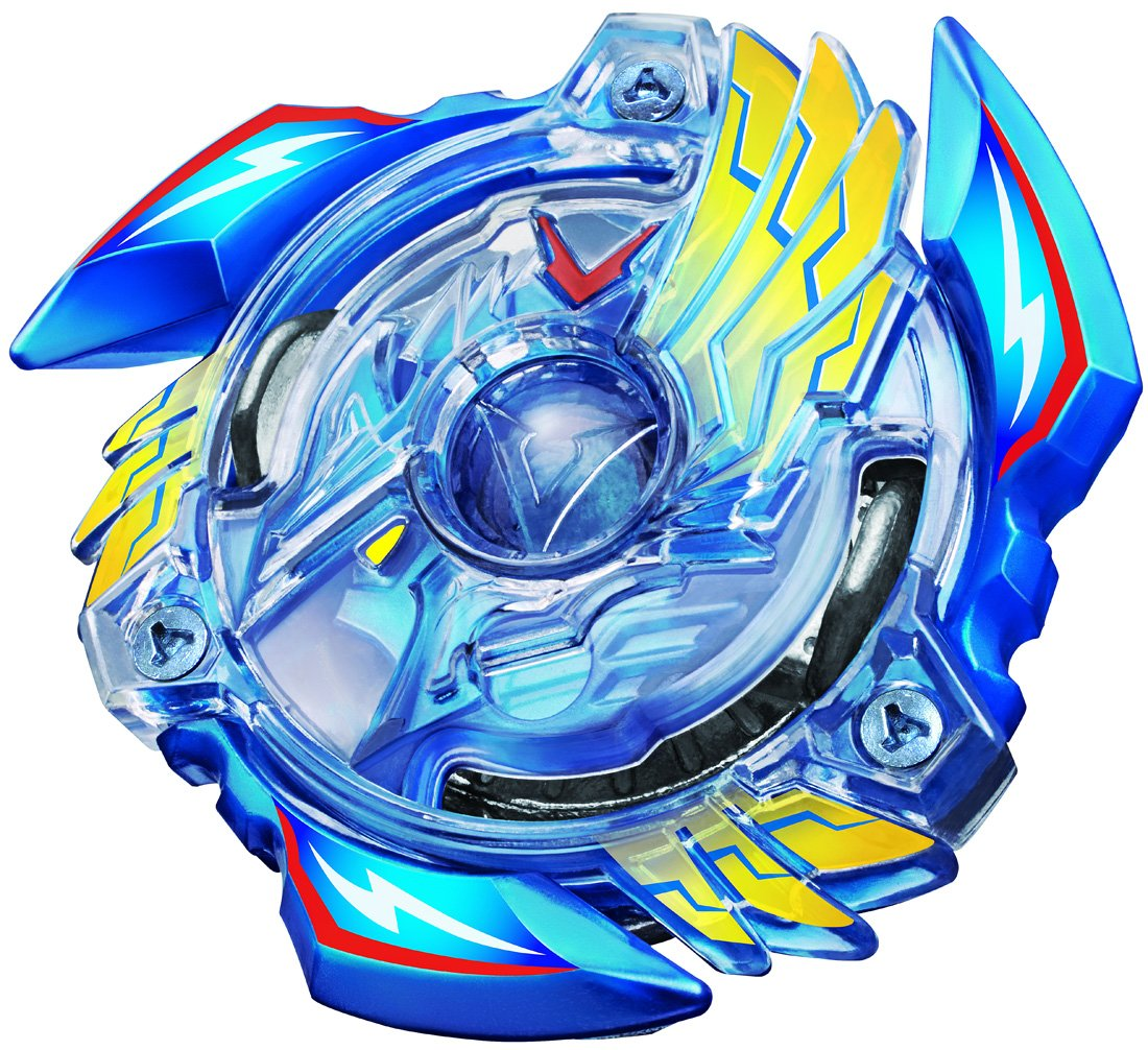 Takara Tomy B-34 Beyblade Burst Attack Starter Victory Valkyrie. B.V W/Launcher Spinning Top, Multi-Colored