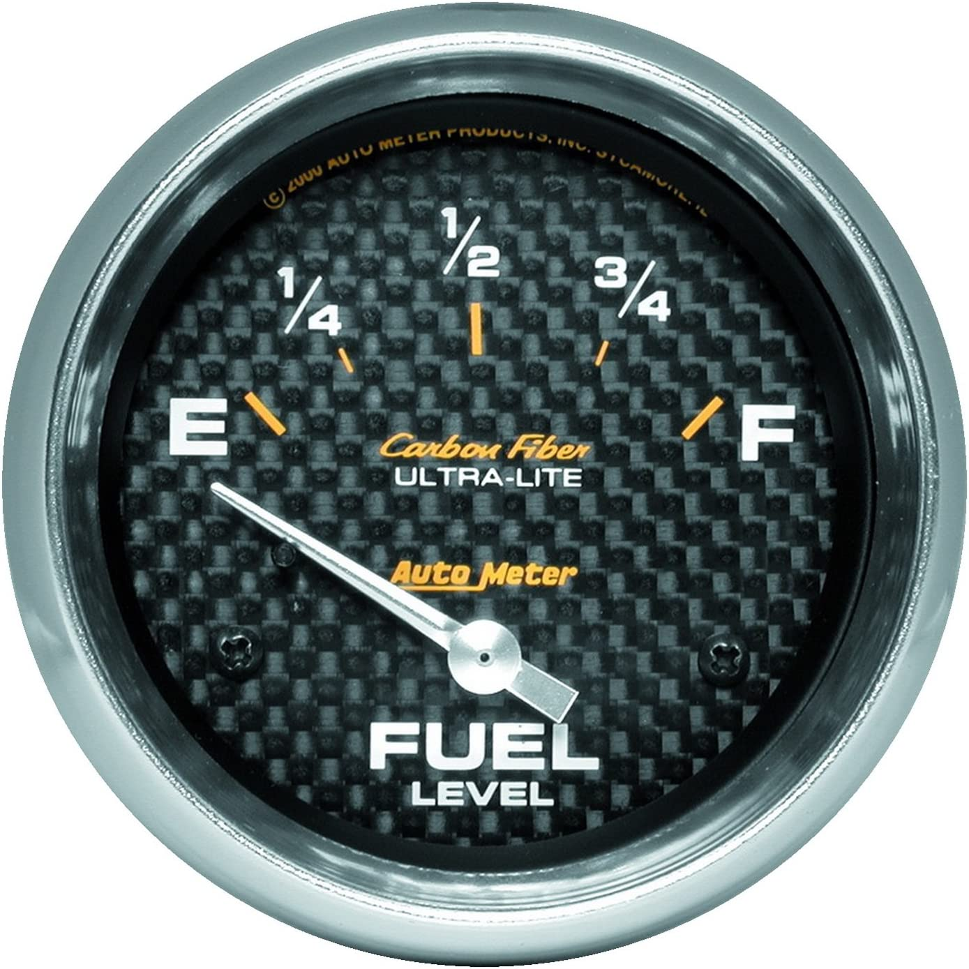 Auto Meter 880428 Jeep Electric Fuel Level Gauge