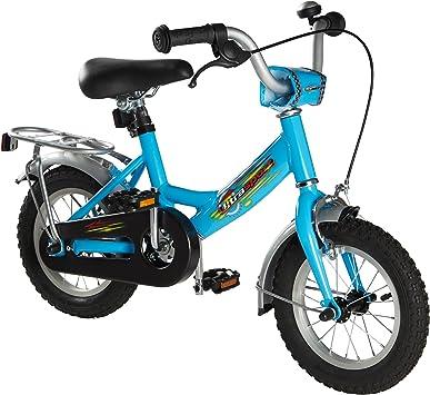 Ultrasport 331100000185 Bicicleta, Niños, Azul Claro, 12 Pulgadas ...