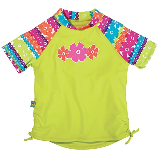 e426778b441f Amazon.com  Sun Smarties Babies Toddler Kids UPF 50+ Short Sleeve ...