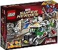 LEGO 76015 -  Super Heroes La Rapina di Doc Ock