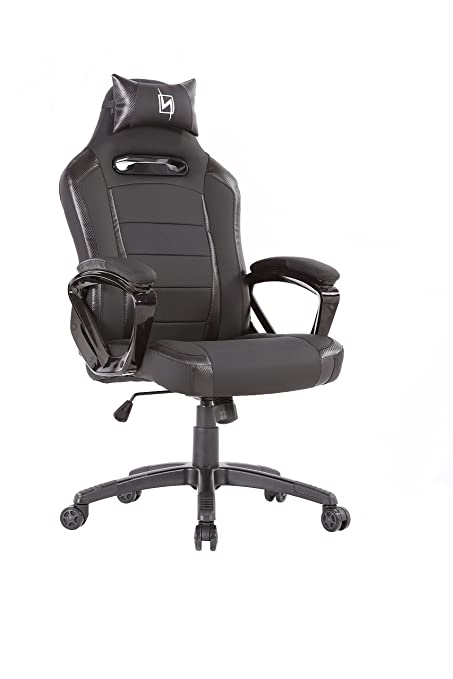 N Seat PRO 300 Series Racing Bucket Seat Office Chair Gaming Chair Ergonomic Computer Chair Esports Desk Chair Executive Chair Furniture with Pillows, ...