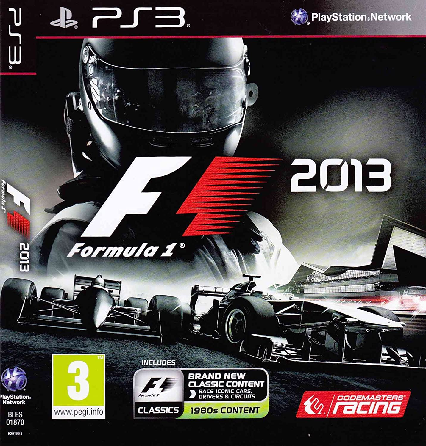 Buy F1 2013 (PS3) (UK) Online at Low Prices in India
