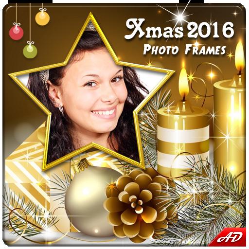 Xmas Photo Frames New (Xmas Frames)