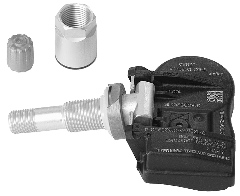 1-pack Schrader  20315 TPMS Sensor Fits Ford Snap-In