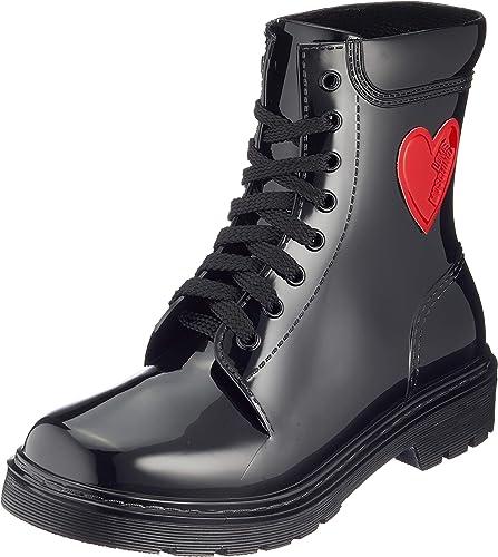 Love Moschino Women's Combat Boots