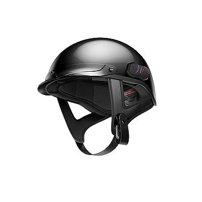 Sena CAVALRY-CL-GB-XXL Gloss Black XX-Large Bluetooth: Automotive
