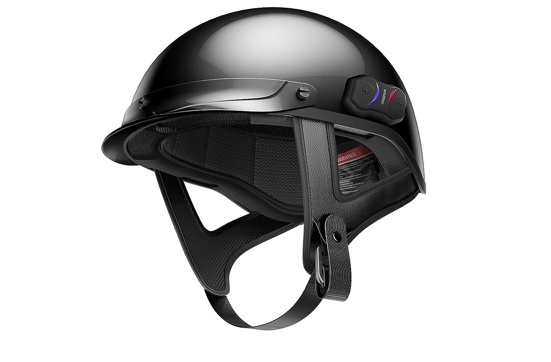 Sena Cavalry-CL-GB-M Gloss Black Medium Bluetooth