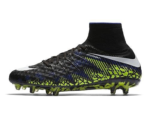 544a967bc2b3 Nike Men s Hypervenom Phantom II FG Soccer Cleat (SZ. 10.5) Black ...