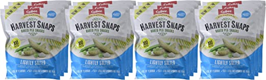 Harvest Snaps, Guisante (Sal) - 12 de 85 gr. (Total 1020 gr ...