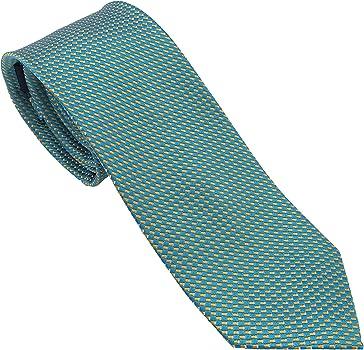 corbatas de hombre - 100% seda - corbatas de hombre verde turquesa ...