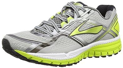 0597e578a58 Brooks - Ghost 8 Men s Running Shoes (Silver Light Green) - EU 42