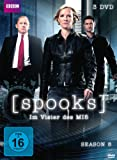 Spooks - Im Visier des MI5 - Season 8 (BBC) [3 DVDs]