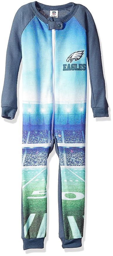 71f243f72 Amazon.com   NFL Philadelphia Eagles Unisex Thermal Unionsuit