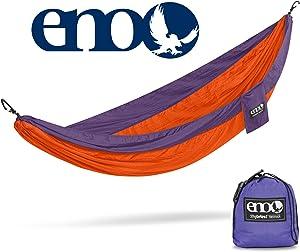 Eagles Nest Outfitter SingleNest Hammock: Orange/Violet